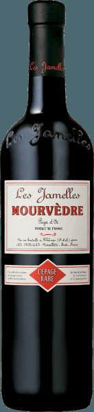 Mourvèdre Pays d'Oc 2018 - Les Jamelles
