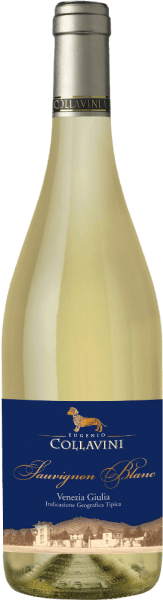 This pure and finely structured white wine with its velvety bouquet is reminiscent of sage, elderberry and green tomato.The Sauvignon IGT Venezia Giulia by Eugenio Collavini convinces on the palate with a racial taste, plenty of fruit and delicate minerality.  Food Pairing/Food recommendation forthe Sauvignon IGT Venezia Giulia by Eugenio CollaviniThis Sauvigon Blanc is a great accompaniment to fresh starters and grilled fish, but is also great as an aperitif.