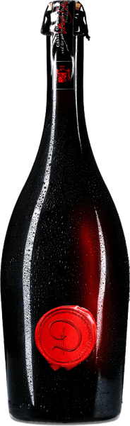 """The sparkling Marsecco RedFrizzante from Castle of Dracula is at least as seductive for the wine connoisseur as our life juice for the namesake, legendary leech. In the glass comes the red Castle of Dracula with a rich blood red that originates in the Marzemino grape, Mozart's favorite grape. The nose of Marsecco Rosso of Castle of Dracula is enchanted by an intense bouquet of raspberries and violets, complemented by other red fruits such as black cherries and some elderberry. On the palate, this sparkling, semi-dry red wine shows above all well chilled or """"on ice"""" that it not only looks and smells seductive, but also tastes wonderfully fruity and juicy. Worth knowing about the Marsecco Red by Castle of Dracula Mozart has placed a worthy monument to his favorite grape variety Marzemino in Don Giovanni. Just before Don Giovanni goes to hell, he gets in the mood - """"Versa il vino. Eccellente marzimino! """"(Pour wine! Excellent Marzemino! ) Awards for the Castle of Dracula Marsecco Selection - lust for pleasure 2017: Gold"""