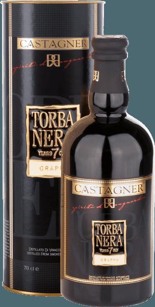 Torba Nera Grappa 7 anni - Castagner von Roberto Castagner