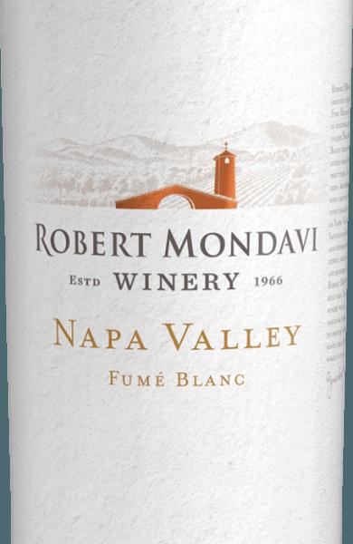 Fumé Blanc Napa Valley 2018 - Robert Mondavi von Robert Mondavi