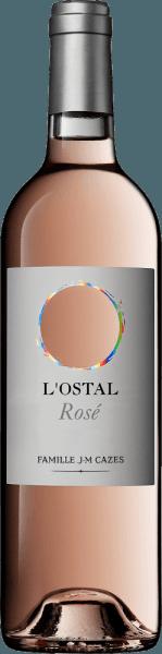 L'Ostal Rosé 2020 - Domaines Cazes