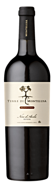 The Terre di Montelusa Altopiano Nero d 'Avola Sicilia IGT by Terre di Montelusa Altopiano is presented in a rich, deep dark, almost black colour in the wine glass.The bouquet exudes a lush cherry nose with a ripe, concentrated fruit, spice notes and woody nuances. On the palate it looks dusty, dense and velvety. Its taste reflects the power of Nero d 'Avola grapes and the Mediterranean climate with plenty of sun. A round and juicy drop!We recommend it with dark meat, game and roast.