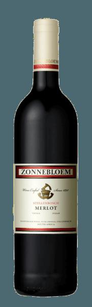 Merlot 2017 - Zonnebloem