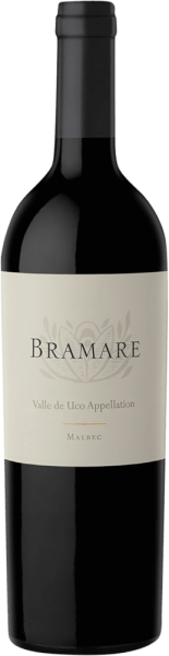 The impenetrable, dense black red of the Bramare Valle de Uco Malbec of the BodegaViña Cobosaccompanies a nose rich in aromas of fresh plum, violet, cinnamon and tobacco. The palate is dense and voluminous. Very melty in texture, this Malbec offers a wonderful finish with spicy and fruity tannin panels. Vinification for the Bramare Valle de Uco After hand-picking, the Bramare Valle de Uco matured for 17 months in a combination of new (15% French Oak + 20% American oak) and used oak barrels (65%; 2nd occupation). There was no purification and filtration. Food recommendation for the Bramare Valle de Uco Malbec of the Bodega Viña Cobos We recommend this Malbec with meat dishes and cheese.