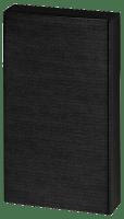 2 bottle gift box - black linen optics