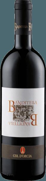 Rosso di Montalcino Banditella DOC 2018 - Col d'Orcia