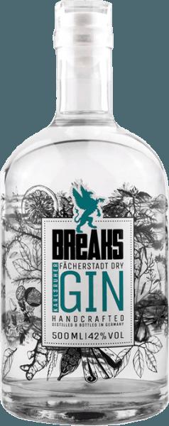 Breaks Handcrafted London Dry Gin - Breaks