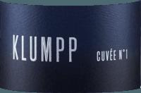 Preview: Cuvée N°1 trocken 2018 - Klumpp