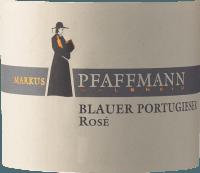 Preview: Blauer Portugieser Rosé feinherb 1,0 l 2020 - Markus Pfaffmann