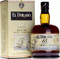 El Dorado Special 15 Years - Demerara Distillers Ltd.