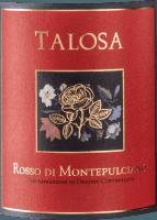 Preview: Rosso di Montepulciano DOC 2018 - Fattoria della Talosa