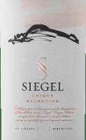 Preview: Unique Selection 2017 - Viña Siegel