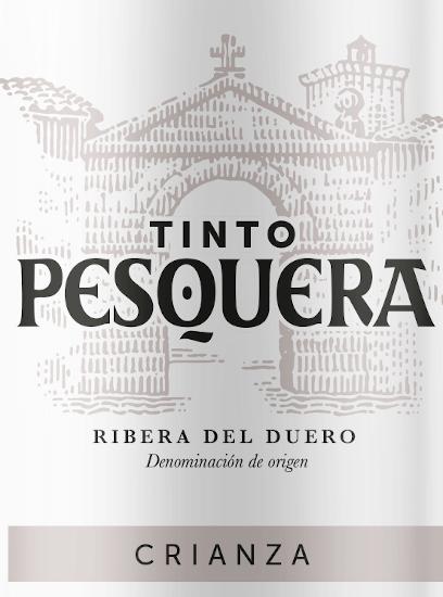 Pesquera Crianza DO Ribera del Duero 2017 - Familie Fernández Rivera von Familie Fernández Rivera