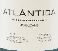 Preview: Atlántida Tintilla 2014 - Compañía de Vinos del Atlántico