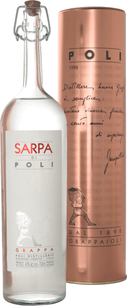 Sarpa di Poli Grappa in GP - Jacopo Poli