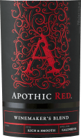 Preview: Apothic Red 2019 - Apothic Wines