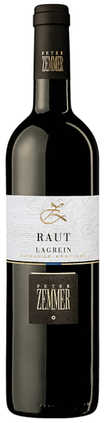 The barrel matured RAUT Lagrein Alto Adige from the Trentino-Alto Adige wine growing region shows itself in the glass in bright purple red. This varietal Italian wine flatters in the glass with wonderfully expressive notes of plums, morello cherries, lavender and lilac. In addition there are hints of sun-warm rock, vanilla and forest soil. This dry red wine by Peter Zemmer is ideal for wine drinkers who like it absolutely dry. The RAUT Lagrein South Tyrol already comes quite close to this, as it was vinified with just 3 grams of residual sugar. Balanced and complex, this velvety red wine presents itself on the palate. Due to the balanced fruit acidity, RAUT Lagrein South Tyrol flatters with a soft palate feeling, without losing any of its freshness. The finale of this red wine from the Trentino-Alto Adige wine-growing region, or more precisely from Alto Adige / South Tyrol DOC, finally inspires with a remarkable aftertaste. The finish is also accompanied by mineral notes of the limestone dominated soils. Vinification of RAUT Lagrein South Tyrol by Peter Zemmer The balanced RAUT Lagrein South Tyrol from Italy is a pure wine, vinified from the Lagrein grape variety. The grapes grow under optimal conditions in Trentino-Alto Adige. Here the vines dig their roots deep into limestone soils. After the harvest, the grapes are taken to the winery by the fastest route. Here they are sorted and carefully ground. Fermentation then takes place in stainless steel tanks, small wood and large wood at controlled temperatures. Once fermentation is complete, the RAUT Lagrein South Tyrol is aged for a few months in oak barriques. Recommended food for the RAUT Lagrein South Tyrol by Peter Zemmer This red wine from Italy is best enjoyed at a temperature of 15 - 18°C as an accompaniment to duck breast with snow peas, pumpkin casserole or pasta with fried sausage balls.