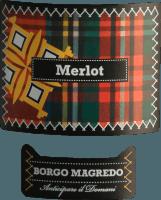 Preview: Merlot DOC 2019 - Borgo Magredo