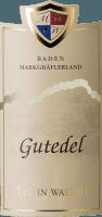 Preview: Markgräflerland Gutedel trocken 2020 - Martin Waßmer
