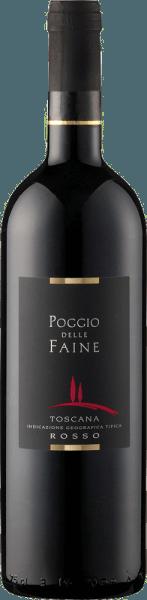 Rosso Toscana 2015 - Poggio delle Faine