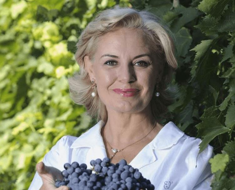 Die Besitzerin Emilia Nardi