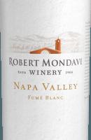 Preview: Fumé Blanc Napa Valley 2018 - Robert Mondavi