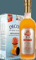Preview: Poli Kreme 17 Bomb Likör mit Ei - Jacopo Poli mit Waffelbecher