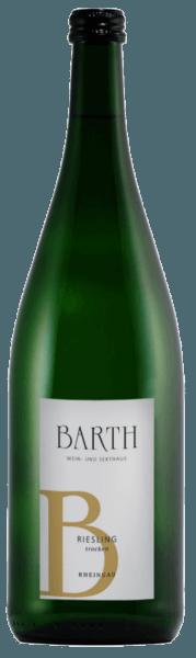 Riesling trocken 1,0 l 2019 - Weingut und Sektgut Barth