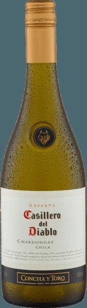 Casillero del Diablo Chardonnay 2020 - Concha y Toro