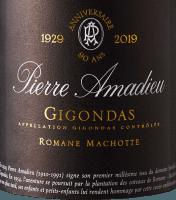 Preview: Romane Machotte Gigondas AOC 2018 - Pierre Amadieu