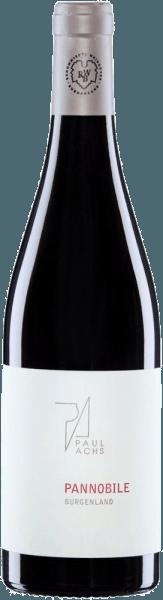 Pannobile Rot aus dem Burgenland 2017 - Weingut Paul Achs