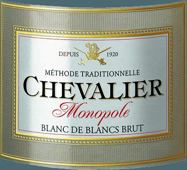 Monopole Blanc de Blancs Brut - Chevalier von Chevalier