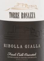 Preview: Ribolla Gialla DOC 2016 - Torre Rosazza