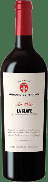 Heritage 1650 La Clape 2017 - Gérard Bertrand