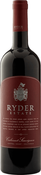 The Ryder Cabernet Sauvignon by Scheid Vineyards shimmers in a dark ruby red. In the nose, wonderful aromas of ripe black cherries and freshly picked black currants unfold. This is accompanied by hints of dark dark dark dark chocolate and roasted vanilla. This complex palate of aromas can also be found on the palate. This Californian red wine has a balanced tanning structure and convinces with its wonderfully full-bodied personality. Food recommendation for the Scheid Vineyards Ryder Cabernet Sauvignon This red wine from California harmonizes perfectly with Mediterranean appetizers - such as bruschetta, antipasti misti or even minestrone -lamb tajine or even creamy cheeses. Awards for Ryder Cabernet Sauvignon San Francisco Chronicle Wine Competition: Silver for 2014 San Diego International Wine Competition: Silver for 2014 California State Fair: Gold for 2014