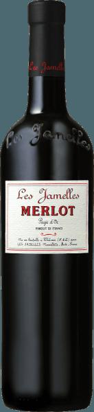 Merlot Pays d'Oc 2019 - Les Jamelles