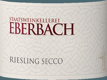 Riesling Secco - Eberbach von Weingut Kloster Eberbach
