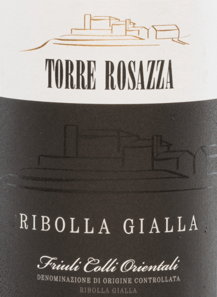 The Ribolla Gialla from Torre Rosazza is an enchanting, varietal white wine from the Friuli-Venezia Giulia region. This Italian wine shines in a clear straw yellow in the glass. The bouquet is wonderfully floral with notes of fresh lemons and juicy honey melon. The natural acidity is perfectly integrated into the body and ensures a wonderful freshness and subtle spiciness. The citric aromas of the nose can also be found on the palate. The mid-length finale once again brings the fresh character. Vinification ofTorre Rosazza Ribolla Gialla The Ribolla Gialla grapes are harvested manually for this Italian white wine. In the wine cellar of Torre Rosazza, the harvested goods are destemmed and pressed. The must is then fermented under temperature control in stainless steel tanks. After bottling, this wine rests on the bottle for some time. Food recommendation for the Ribolla Gialla Torre Rosazza This dry white wine from Italy is classically served as an aperitif. Or enjoy this wine with Italian pasta dishes and risotto. Awards for the Ribolla Gialla Torre Rosazza Decanter World Wine Awards: 97 points and platinum medal for 2016