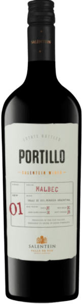 The Portillo Malbec by Portillo is revealed in the glass in a dark ruby red, which is interspersed with violet reflections. The aromas of this red wine range from blackberries and plums to notes of cooked fruits and jam. This Argentine wine impresses with its soft and warm character, which is carried by gentle tannins and intense fruit in the long aftertaste. Food recommendation for the Malbec of Portillo Enjoy this dry red wine with red meat, empanadas and strong pasta or Manchego. Awards for the Malbec of Portillo Ultimate Wine Challenge 2018: Great Value - 89 Points