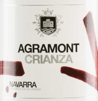 Preview: Agramont Crianza DO 2016 - Bodegas Agronavarra