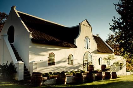 Das Klein Constantia Weingut aus Südafrika