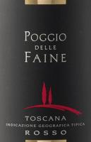 Preview: Rosso Toscana 2015 - Poggio delle Faine