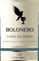 Preview: Bolonero Castel del Monte Rosso 2017 - Torrevento