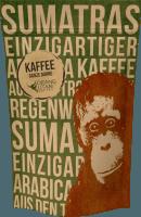 Orang-Utan coffee ground - Speicherstadt Kaffeerösterei