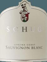 Preview: Sauvignon Blanc Sonoma Coast 2018 - Schug Winery