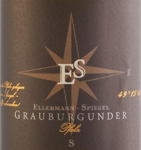 Grauburgunder trocken 2019 - Ellermann-Spiegel von Weingut Ellermann-Spiegel