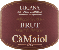 Preview: Brut Metodo Classico Spumante Lugana DOP - Cà Maiol