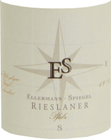 Preview: Rieslaner Auslese 0,5 l 2019 - Ellermann-Spiegel