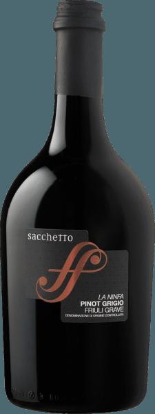 La Ninfa Pinot Grigio Grave del Friuli DOC 2019 - Sacchetto